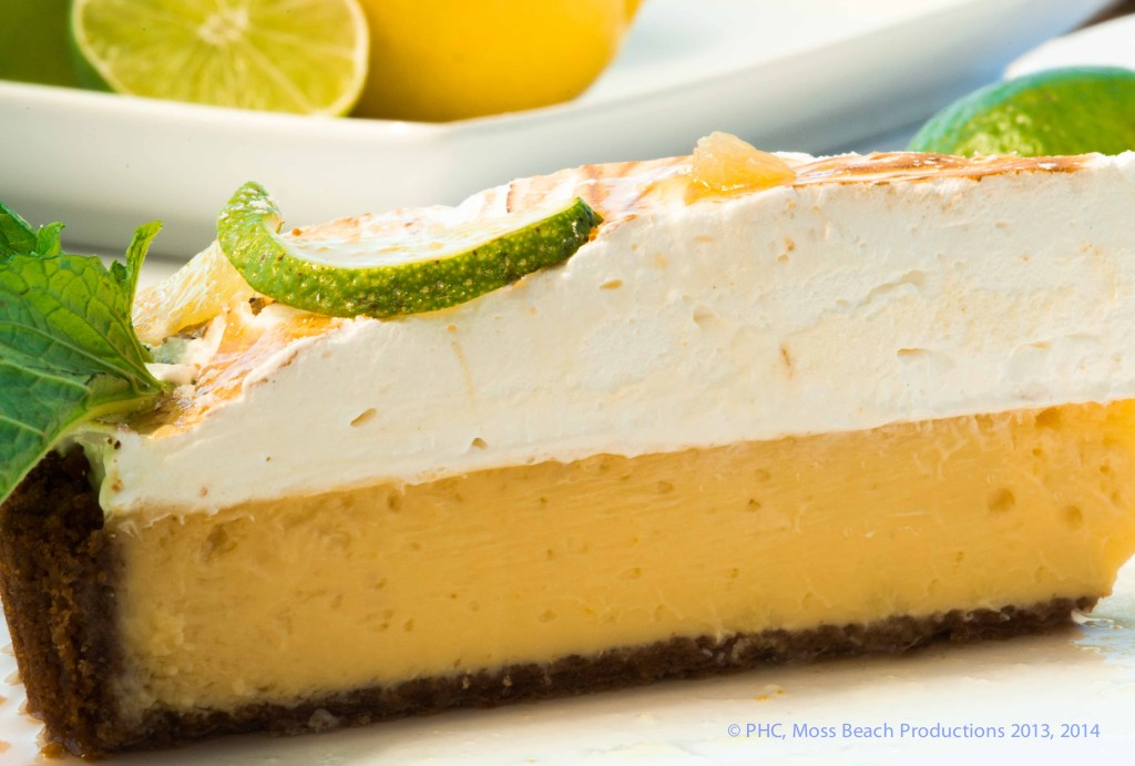 Sam's Chowder House Key Lime Pie