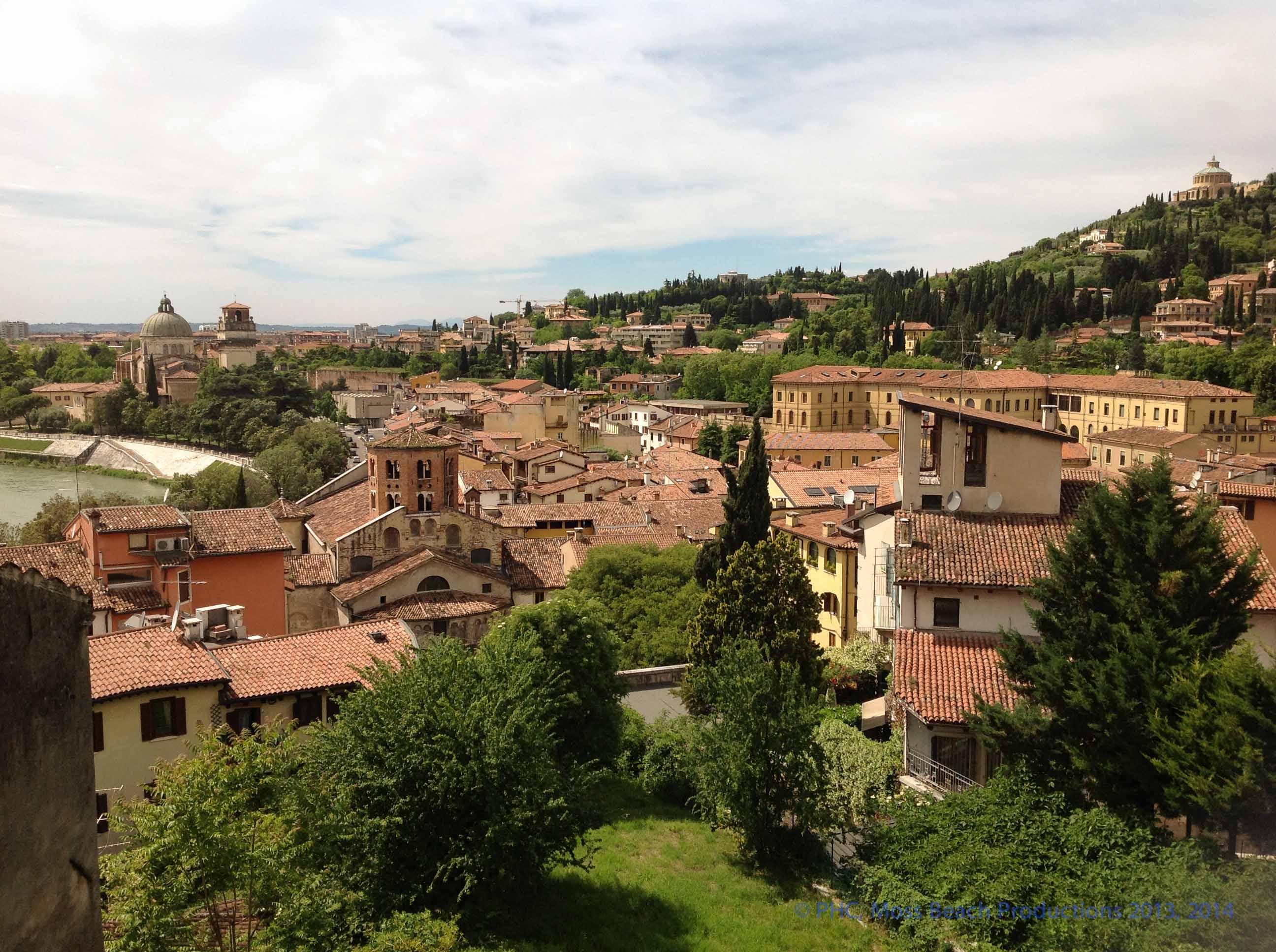 Beautiful Verona, Italy