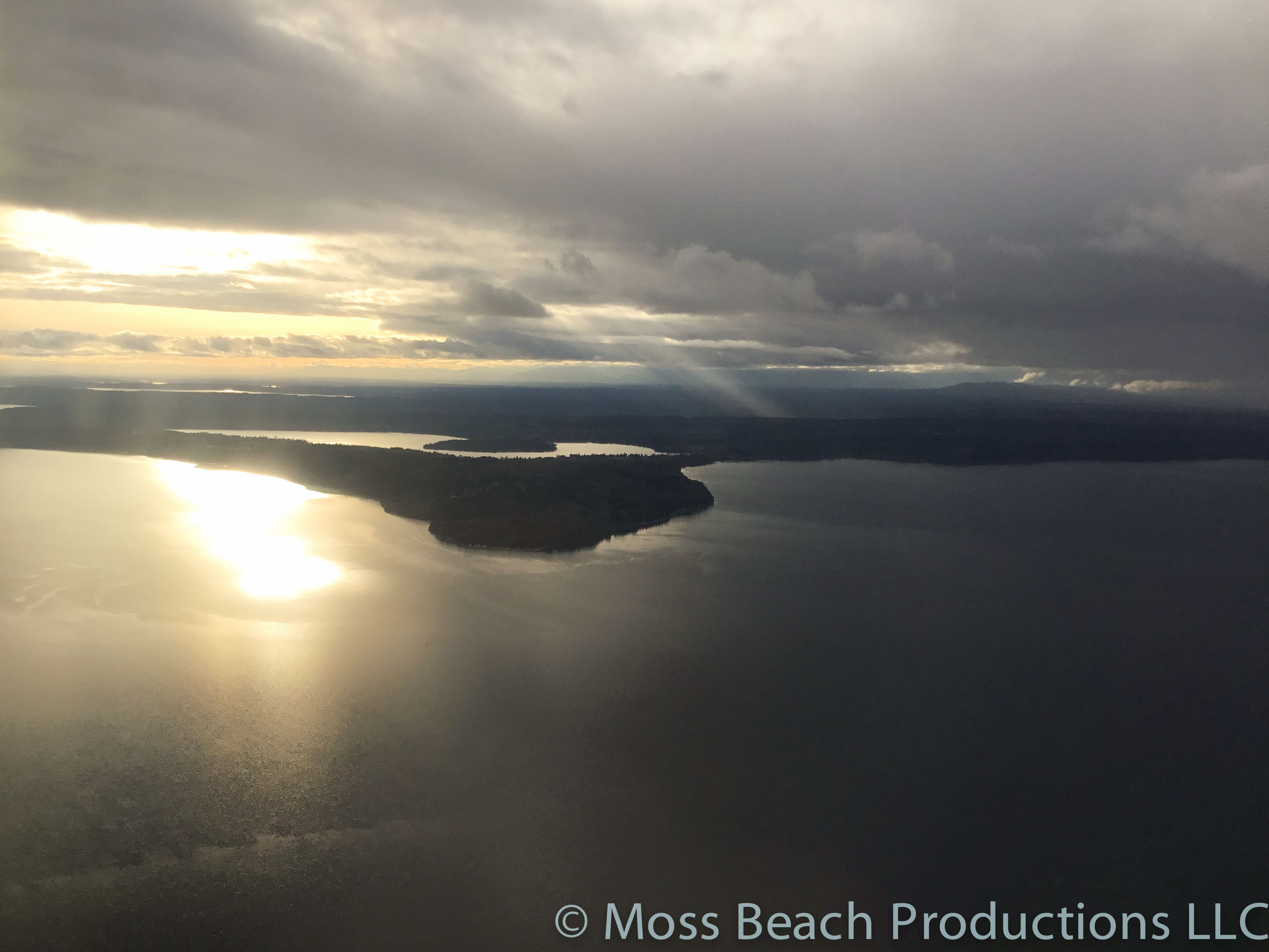 A view of Puget Sound