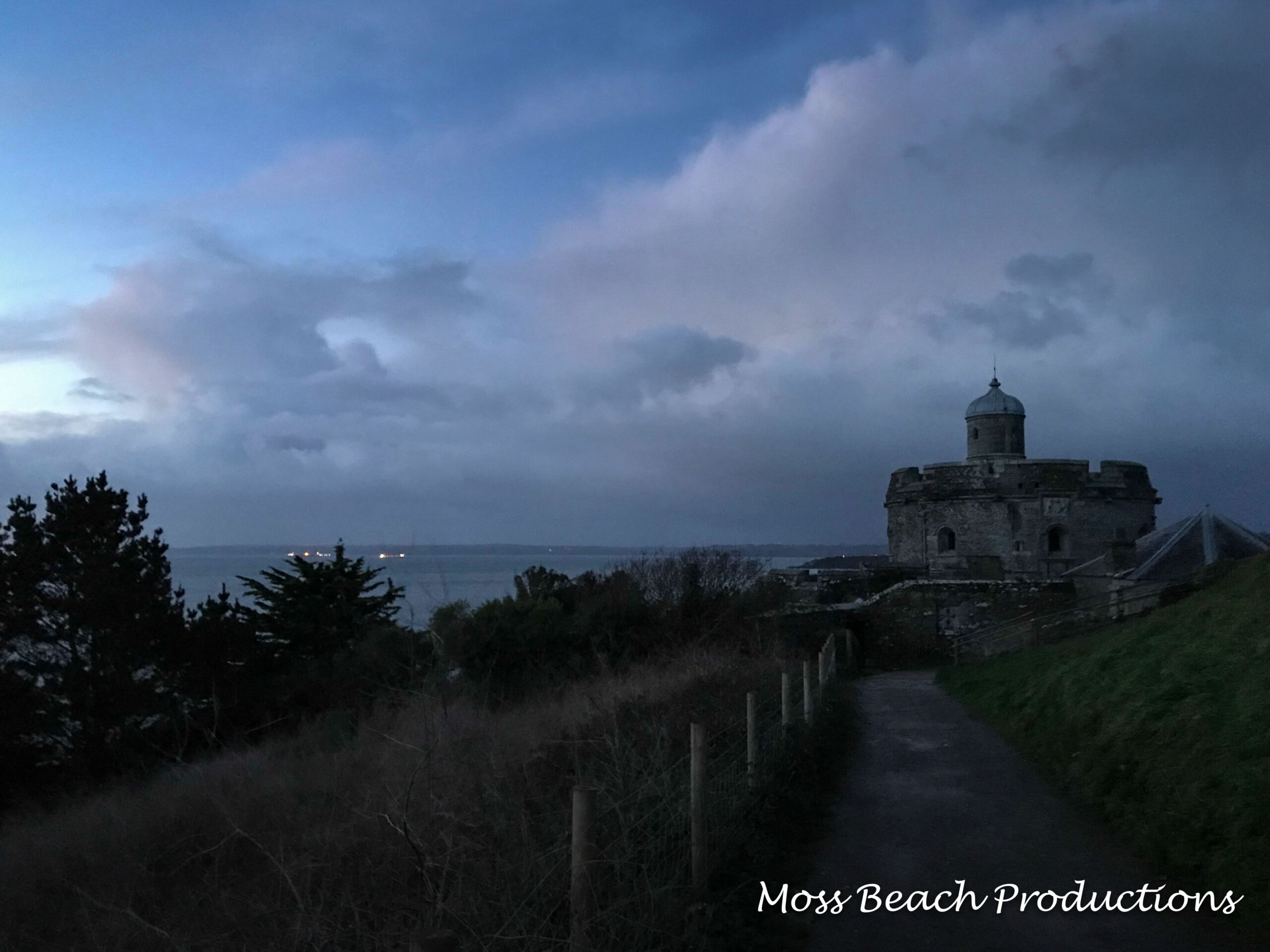 Dawn at St. Mawes Castle
