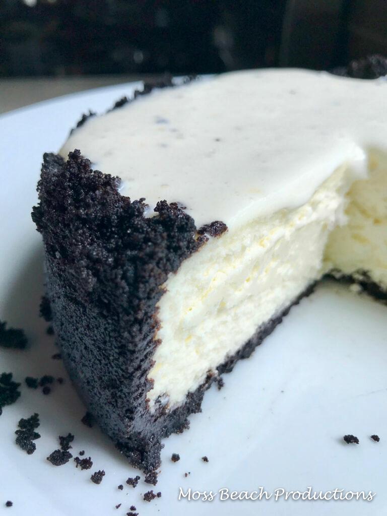 Oreos and Cheesecake