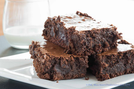 Katie's Double Wubble Chocolate Brownies (from Book)
